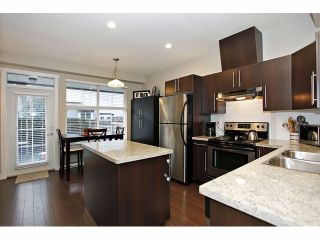 """Photo 9: 11 18199 70 Avenue in Surrey: Cloverdale BC Townhouse for sale in """"AUGUSTA AT PROVINCETON"""" (Cloverdale)  : MLS®# F1326688"""