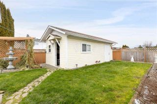Photo 33: 46605 RAMONA Drive in Chilliwack: Chilliwack E Young-Yale House for sale : MLS®# R2533392