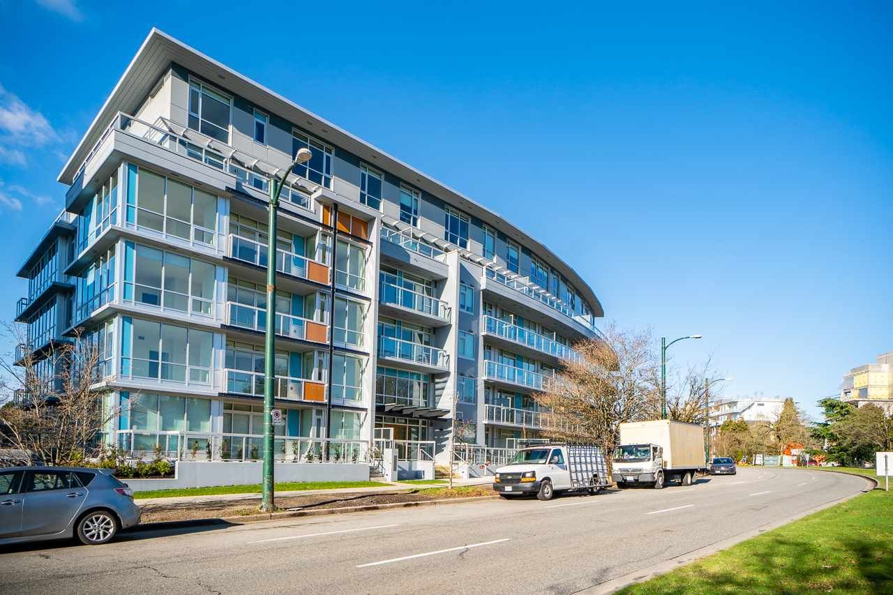"""Main Photo: 402 5289 CAMBIE Street in Vancouver: Cambie Condo for sale in """"CONTESSA"""" (Vancouver West)  : MLS®# R2534861"""