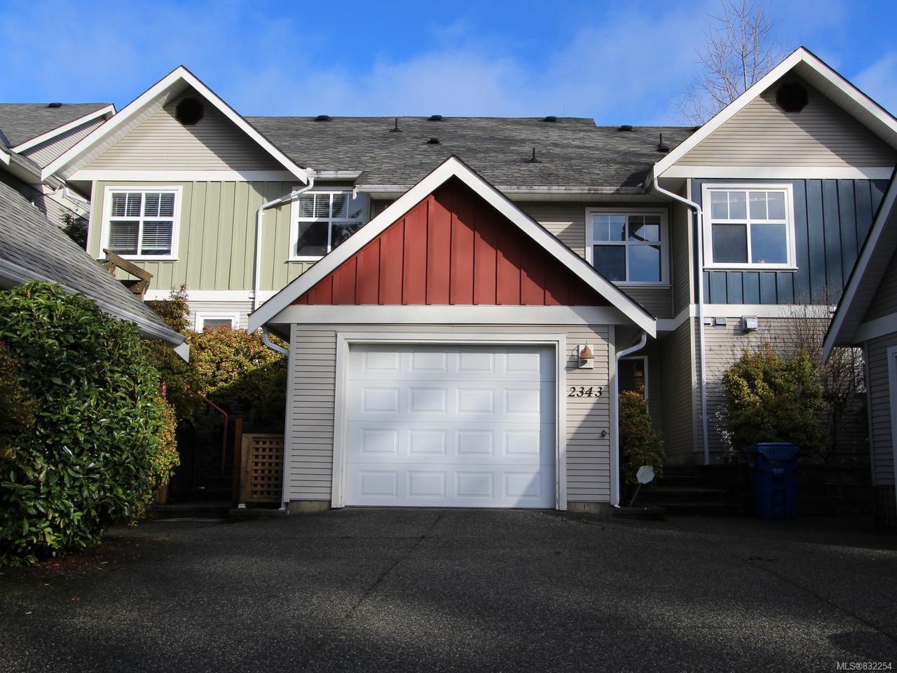 Main Photo: 2343 Bowen Rd in NANAIMO: Na Diver Lake Row/Townhouse for sale (Nanaimo)  : MLS®# 832254
