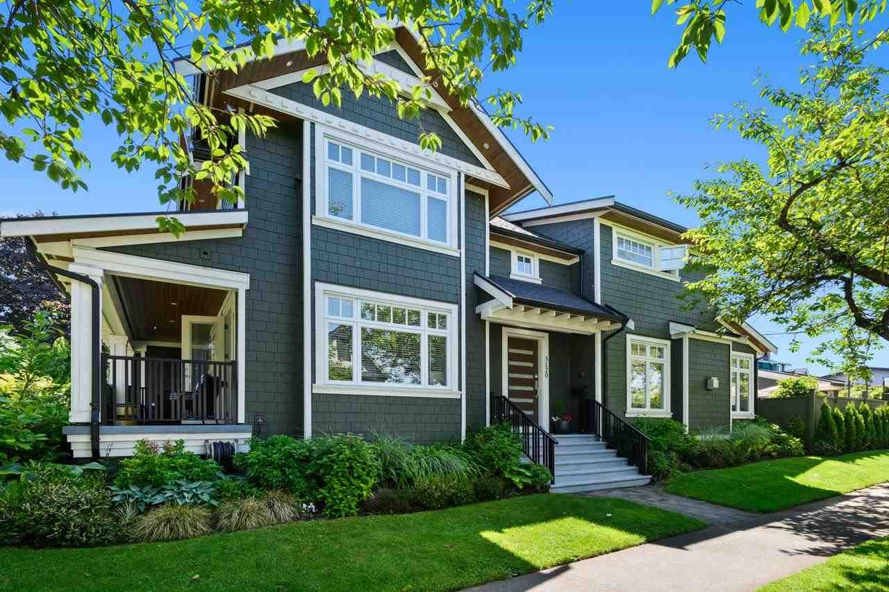 Main Photo: 3120 YEW Street in Vancouver: Kitsilano 1/2 Duplex for sale (Vancouver West)  : MLS®# R2589977