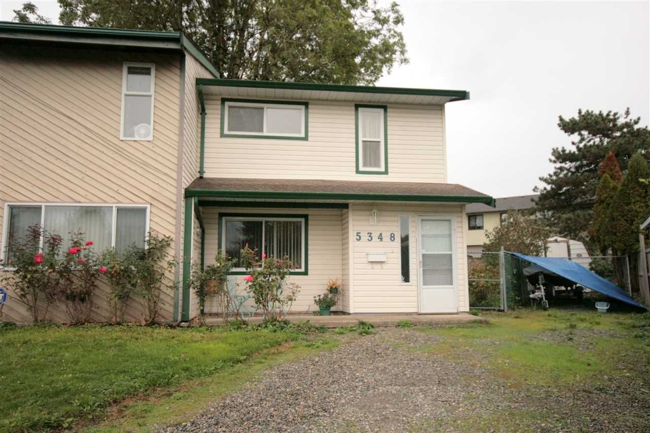 Main Photo: 5348 199 STREET in Langley: Langley City 1/2 Duplex for sale : MLS®# R2007450