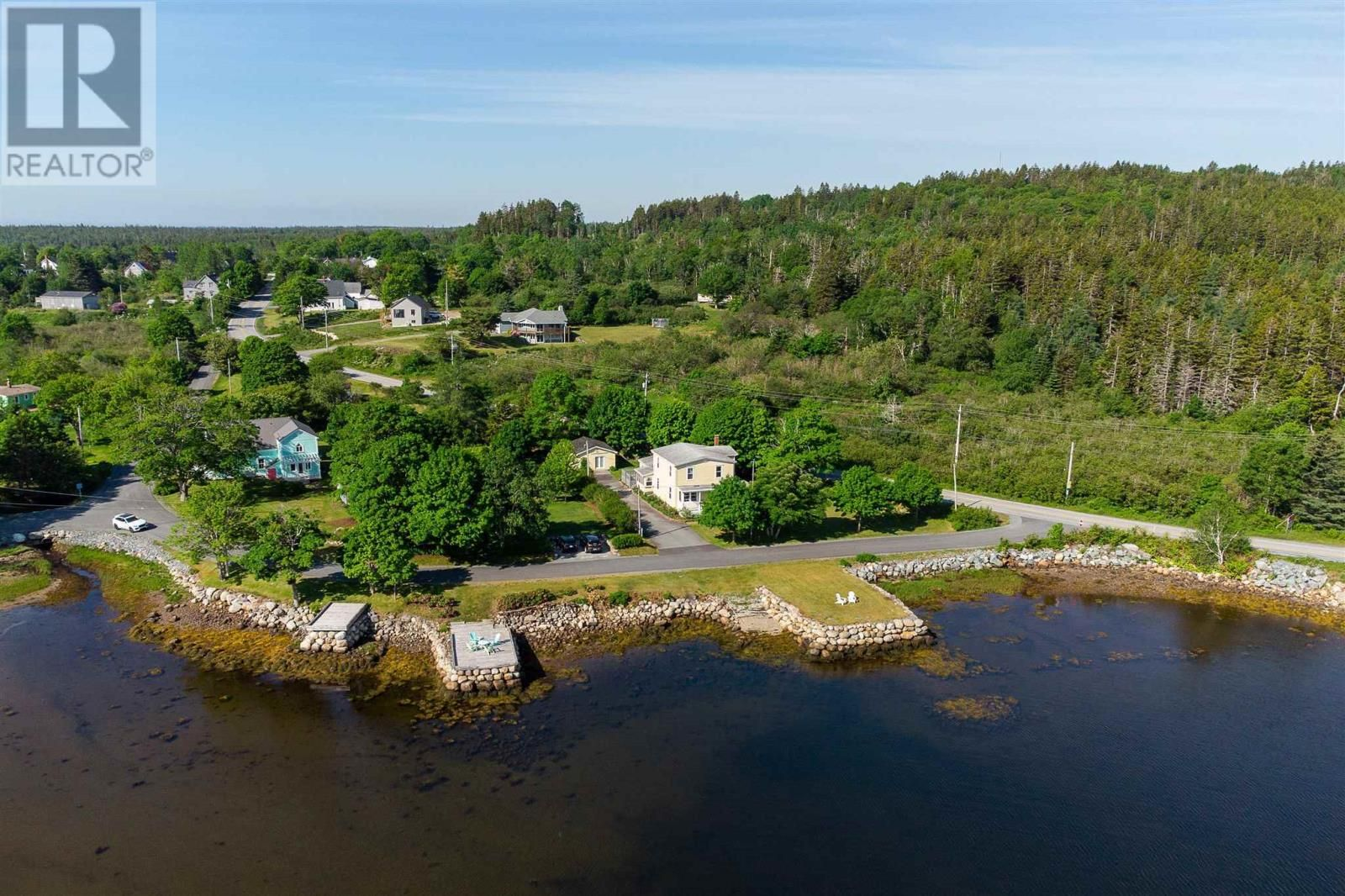Main Photo: 8 Fort Point Road in Lahave: Recreational for sale : MLS®# 202115901