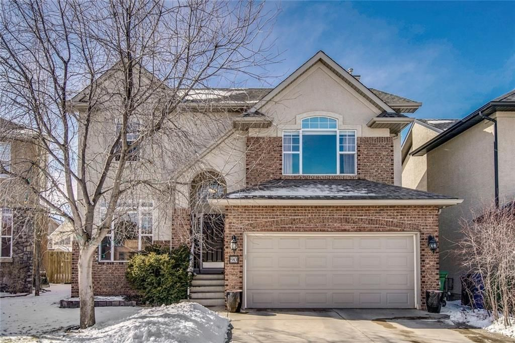 Main Photo: 90 STRATHLEA Crescent SW in Calgary: Strathcona Park Detached for sale : MLS®# C4289258