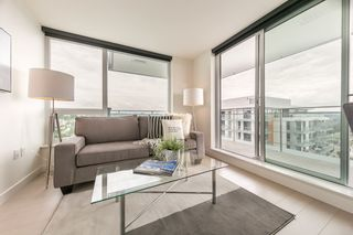 """Photo 2: 2609 455 SW MARINE Drive in Vancouver: Marpole Condo for sale in """"W1-WEST TOWER"""" (Vancouver West)  : MLS®# R2388321"""