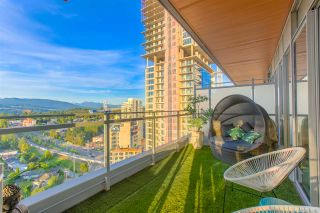 "Photo 3: 2702 520 COMO LAKE Avenue in Coquitlam: Coquitlam West Condo for sale in ""THE CROWN"" : MLS®# R2529275"