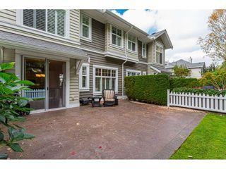 "Photo 32: 43 5900 FERRY Road in Ladner: Neilsen Grove Townhouse for sale in ""CHESAPEAKE LANDING"" : MLS®# R2505783"