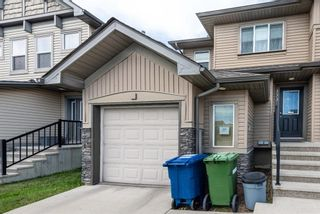 Photo 2: 333 Luxstone Way SW: Airdrie Semi Detached for sale : MLS®# A1107087