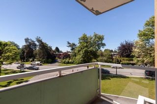 """Photo 2: 201 5926 TISDALL Street in Vancouver: Oakridge VW Condo for sale in """"OAKMONT PLAZA"""" (Vancouver West)  : MLS®# R2614252"""