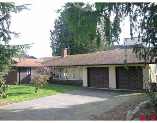 Main Photo: 13110 14A Ave in White Rock: Crescent Bch Ocean Pk. House for sale (South Surrey White Rock)  : MLS®# F2704725