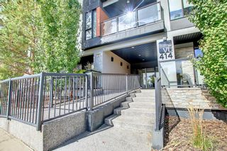 Photo 29: 207 414 Meredith Road NE in Calgary: Crescent Heights Apartment for sale : MLS®# A1150202