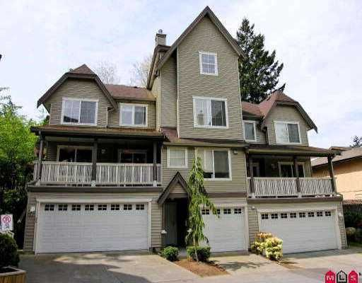 "Main Photo: 75 15355 26TH AV in White Rock: King George Corridor Townhouse for sale in ""SOUTH WIND"" (South Surrey White Rock)  : MLS®# F2610042"