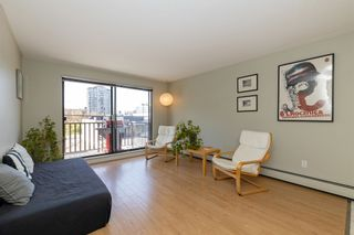 """Photo 2: 107 131 W 4TH Street in North Vancouver: Lower Lonsdale Condo for sale in """"Nottingham Place"""" : MLS®# R2605693"""