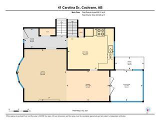 Photo 44: 41 Carolina Drive: Cochrane Detached for sale : MLS®# A1126382
