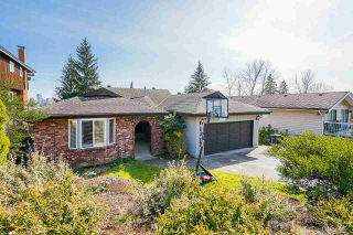 Photo 1: 1273 STEEPLE Drive in Coquitlam: Upper Eagle Ridge House for sale : MLS®# R2556495