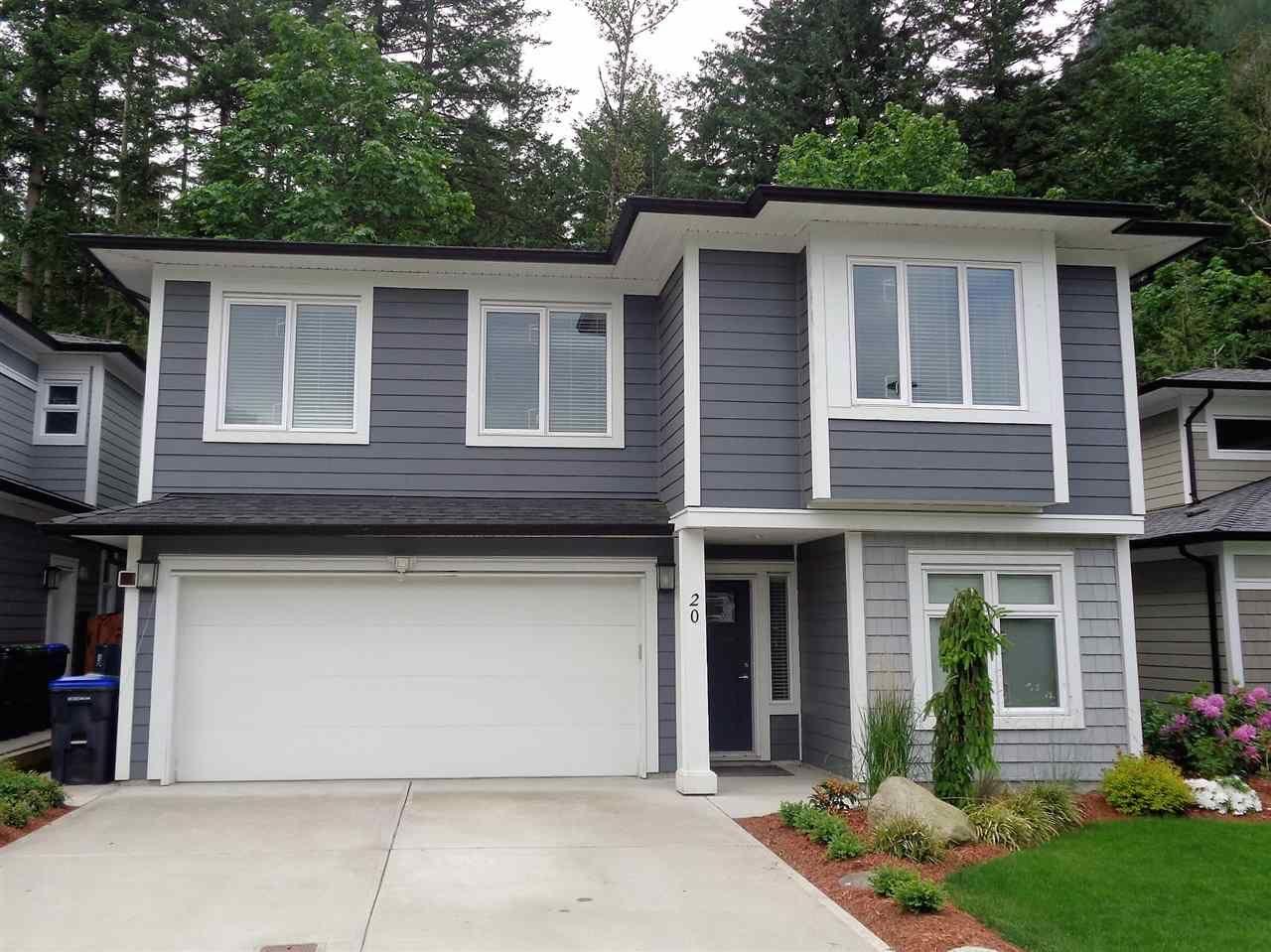 Main Photo: 20 63650 FLOOD HOPE Road in Hope: Hope Silver Creek House for sale : MLS®# R2462162