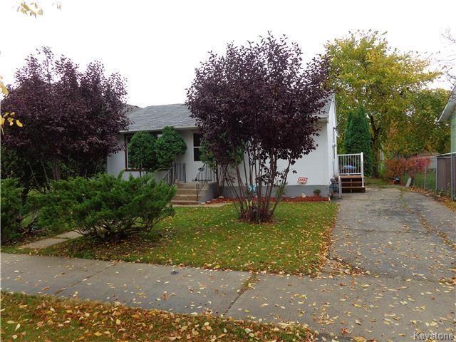 Main Photo: 449 Seaton Street in Winnipeg: Westwood Residential for sale (5G)  : MLS®# 1726334