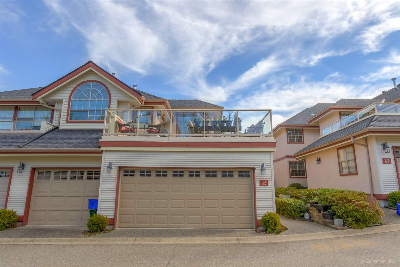 Main Photo: 4 8855 212 Street in Langley: Walnut Grove Townhouse for sale : MLS®# R2560958