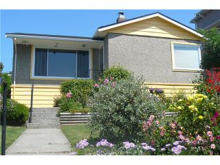 Photo 1: 159 E 63RD Avenue in Vancouver: South Vancouver House for sale (Vancouver East)  : MLS®# V979631