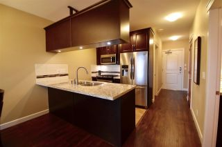 """Photo 2: 535 8067 207 Street in Langley: Willoughby Heights Condo for sale in """"Parkside 1 (bldg A)"""" : MLS®# R2304779"""