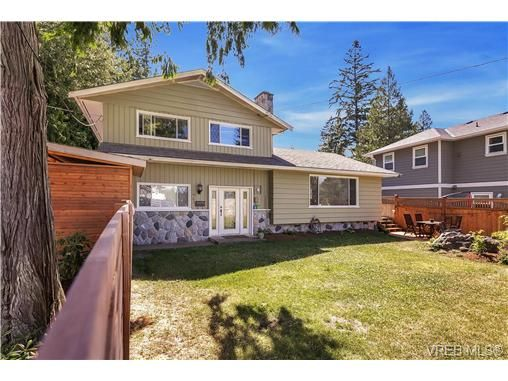 Main Photo: 963 Walfred Rd in VICTORIA: La Walfred House for sale (Langford)  : MLS®# 736681