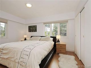 Photo 11: 2320 Hollyhill Pl in VICTORIA: SE Arbutus Half Duplex for sale (Saanich East)  : MLS®# 652006