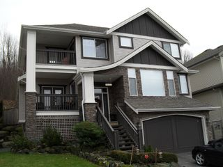 """Photo 1: 3434 APPLEWOOD DR in ABBOTSFORD: Abbotsford East House for rent in """"THE HIGHLANDS"""" (Abbotsford)"""