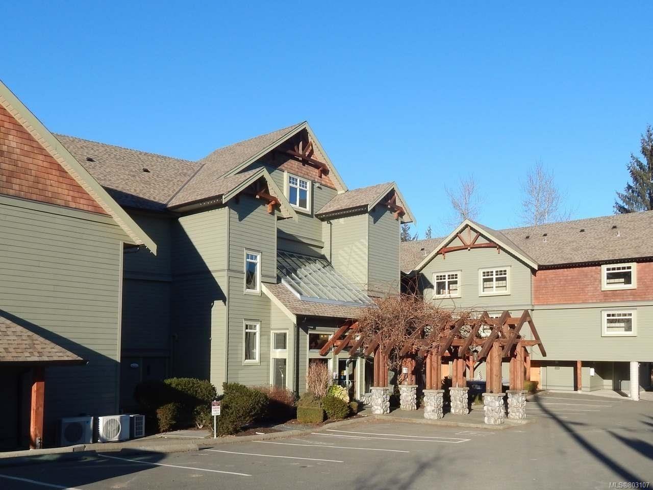 Main Photo: 107C 1800 Riverside Lane in COURTENAY: CV Courtenay City Condo for sale (Comox Valley)  : MLS®# 803107