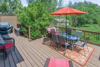 Photo 42: 647 Oakdale Drive in Winnipeg: Charleswood Residential for sale (1G)  : MLS®# 202113883