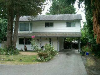 Photo 1: 21808 LOUGHEED Highway in Maple Ridge: West Central House for sale : MLS®# V844631