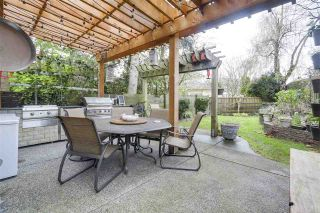 "Photo 17: 53 6880 LUCAS Road in Richmond: Woodwards Townhouse for sale in ""Timberwood Village"" : MLS®# R2186958"