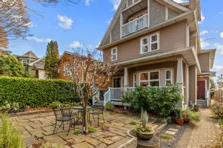 Photo 1: 1720 VENABLES Street in Vancouver: Grandview Woodland 1/2 Duplex for sale (Vancouver East)  : MLS®# R2540826