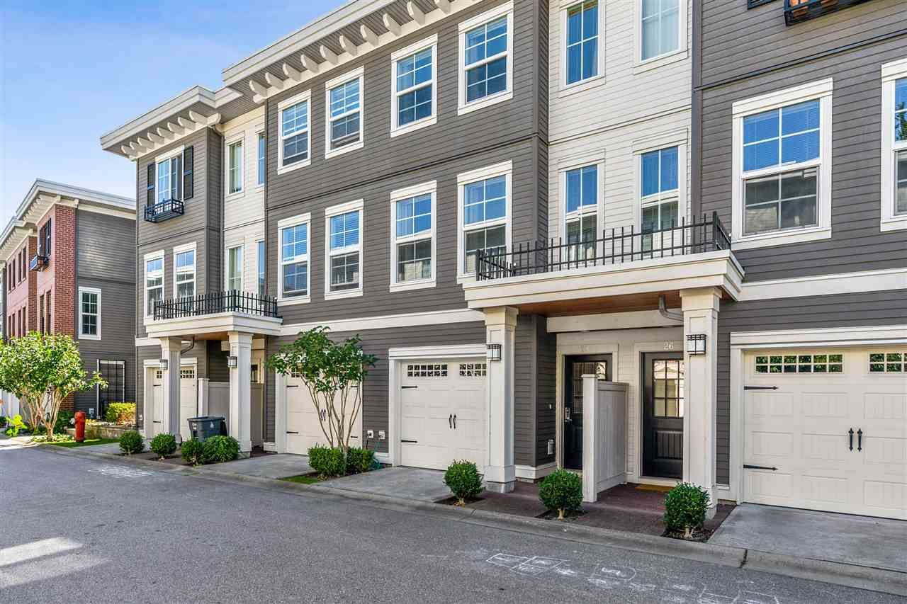 Main Photo: 27 3399 151 STREET in Surrey: Morgan Creek Townhouse for sale (South Surrey White Rock)  : MLS®# R2495286