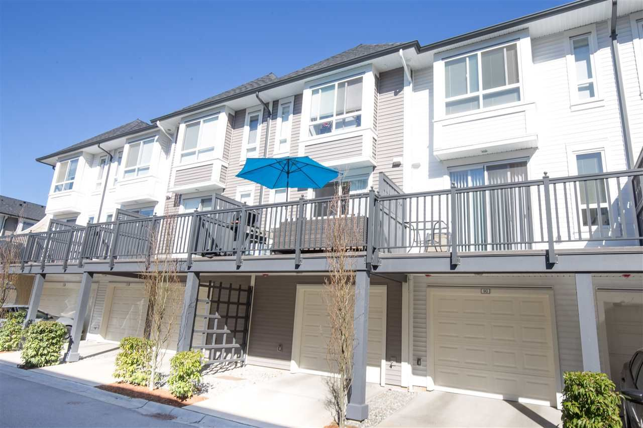"""Photo 15: Photos: 90 8438 207A Street in Langley: Willoughby Heights Townhouse for sale in """"YORK BY MOSAIC"""" : MLS®# R2352607"""