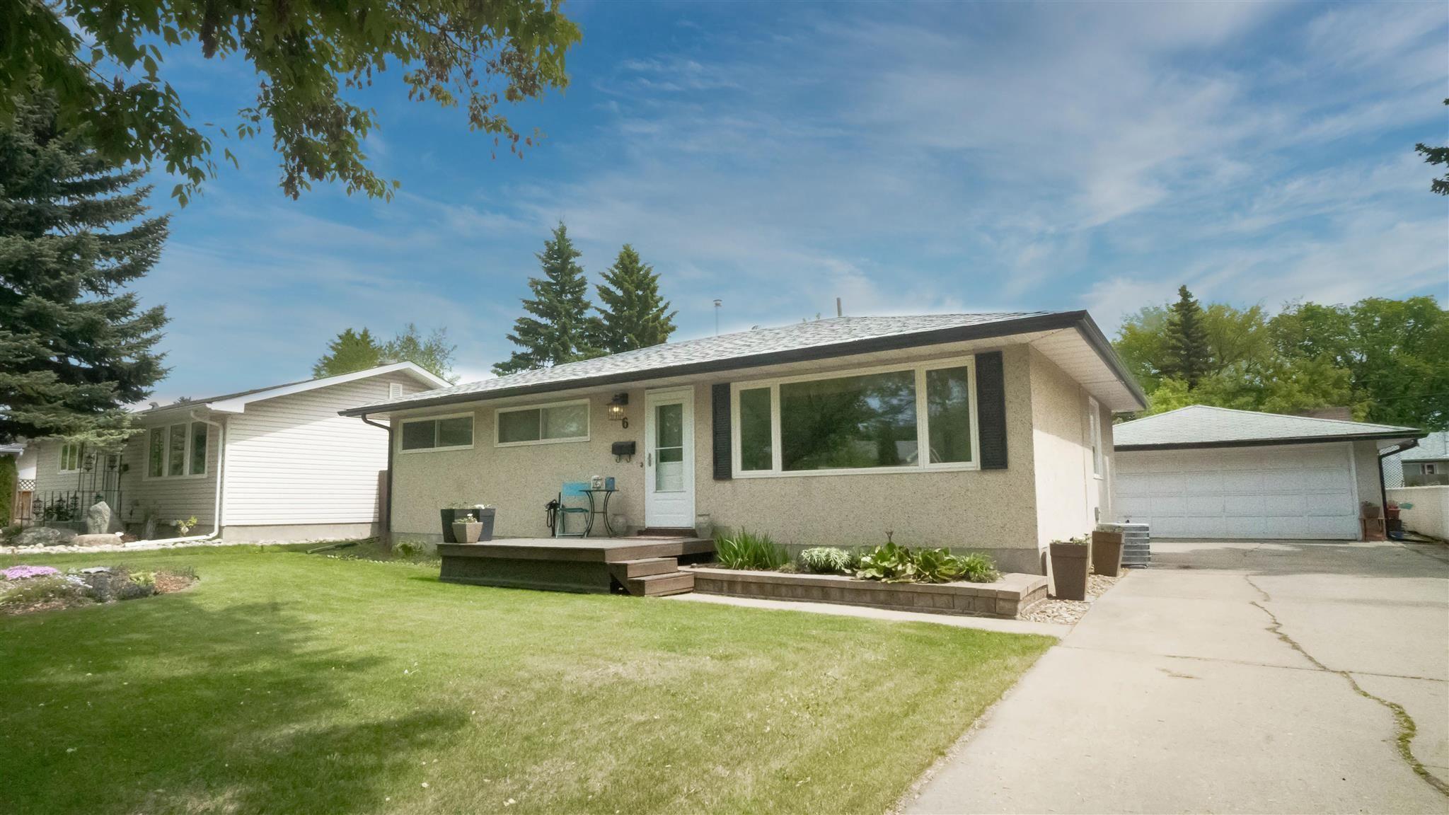Main Photo: 6 Sunnyside Crescent: St. Albert House for sale : MLS®# E4247787