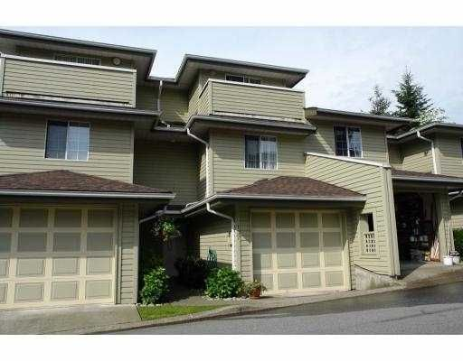 "Main Photo: 137 1386 LINCOLN Drive in Port_Coquitlam: Oxford Heights Townhouse for sale in ""MOUNTAIN PARK VILLAGE"" (Port Coquitlam)  : MLS®# V647499"