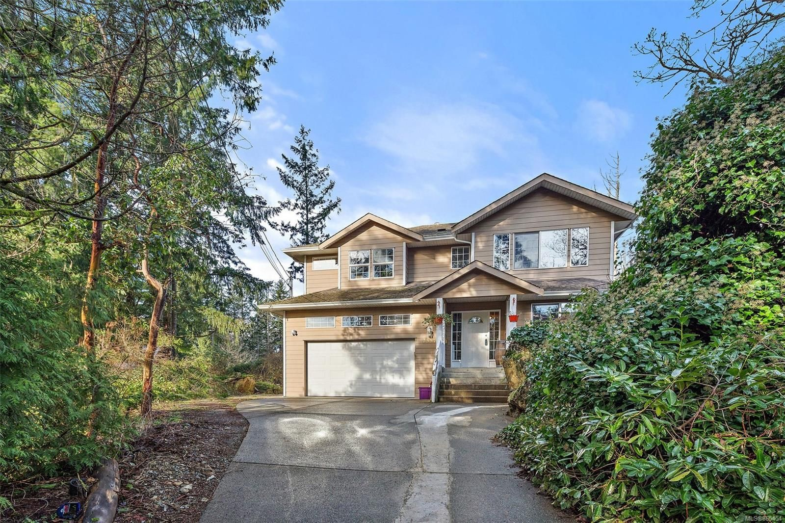 Main Photo: 2557 Jeanine Dr in : La Mill Hill House for sale (Langford)  : MLS®# 865454