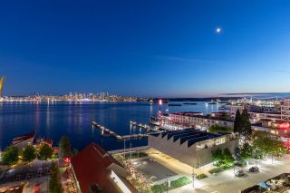 """Photo 20: 901 133 E ESPLANADE Avenue in North Vancouver: Lower Lonsdale Condo for sale in """"Pinnacle Residences at the Pier"""" : MLS®# R2605927"""