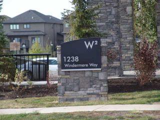 Photo 20: # 408 1238 WINDERMERE WY in Edmonton: Zone 56 Condo for sale : MLS®# E3391418