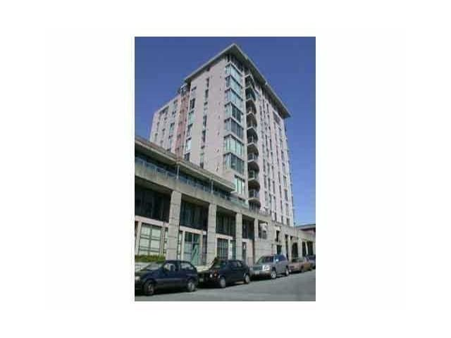 """Main Photo: 305 1633 W 8TH Avenue in Vancouver: Fairview VW Condo for sale in """"FIRCREST"""" (Vancouver West)  : MLS®# V1032090"""