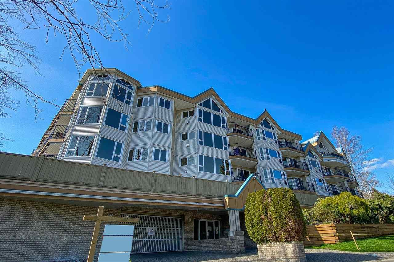 "Main Photo: 406 11595 FRASER Street in Maple Ridge: East Central Condo for sale in ""Brickwood Place"" : MLS®# R2561202"