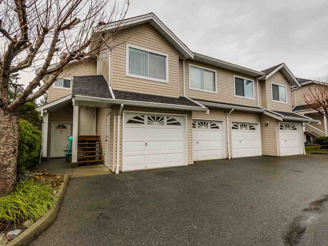 "Main Photo: 25 11588 232 Street in Maple Ridge: Cottonwood MR Townhouse for sale in ""COTTONWOOD VILLAGE"" : MLS®# R2019637"