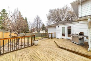 Photo 46: 3 Glen Meadow Crescent: St. Albert House for sale : MLS®# E4241391