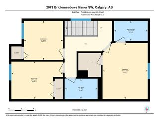 Photo 27: 2079 Bridlemeadows Manor SW in Calgary: Bridlewood Detached for sale : MLS®# A1068489
