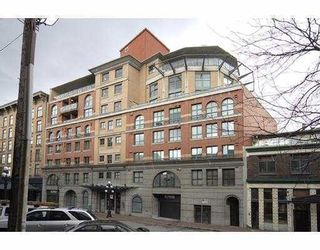 """Photo 1: 207 55 ALEXANDER Street in Vancouver: Downtown VE Condo for sale in """"GASTOWN"""" (Vancouver East)  : MLS®# V745072"""