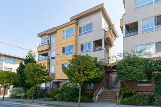 """Photo 1: 310 2688 WATSON Street in Vancouver: Mount Pleasant VE Townhouse for sale in """"Tala Vera"""" (Vancouver East)  : MLS®# R2100071"""