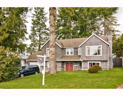 Main Photo: 2243 LORRAINE Avenue in Coquitlam: Coquitlam East House for sale : MLS®# V755858