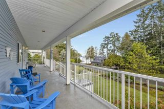 Photo 8: 512 BAYVIEW Drive: Mayne Island House for sale (Islands-Van. & Gulf)  : MLS®# R2541178
