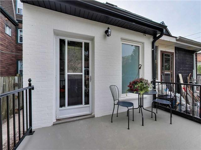 Photo 14: Photos: 601A Pape Avenue in Toronto: South Riverdale House (2 1/2 Storey) for lease (Toronto E01)  : MLS®# E4139003