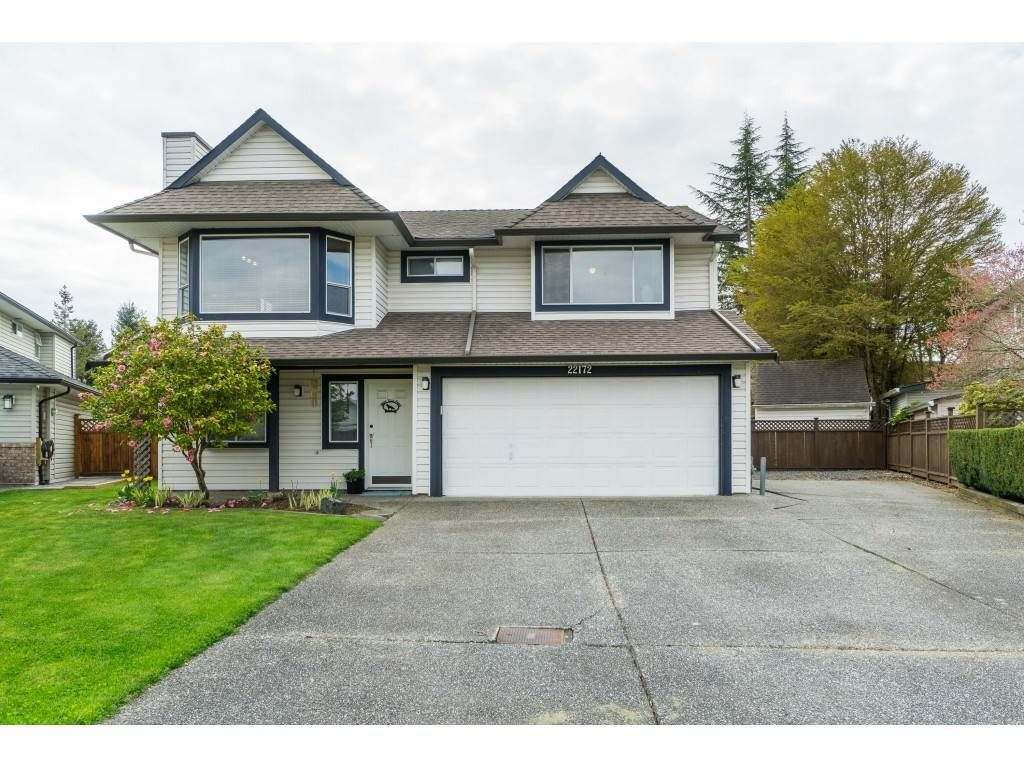"""Main Photo: 22172 46 Avenue in Langley: Murrayville House for sale in """"Murrayville"""" : MLS®# R2451632"""